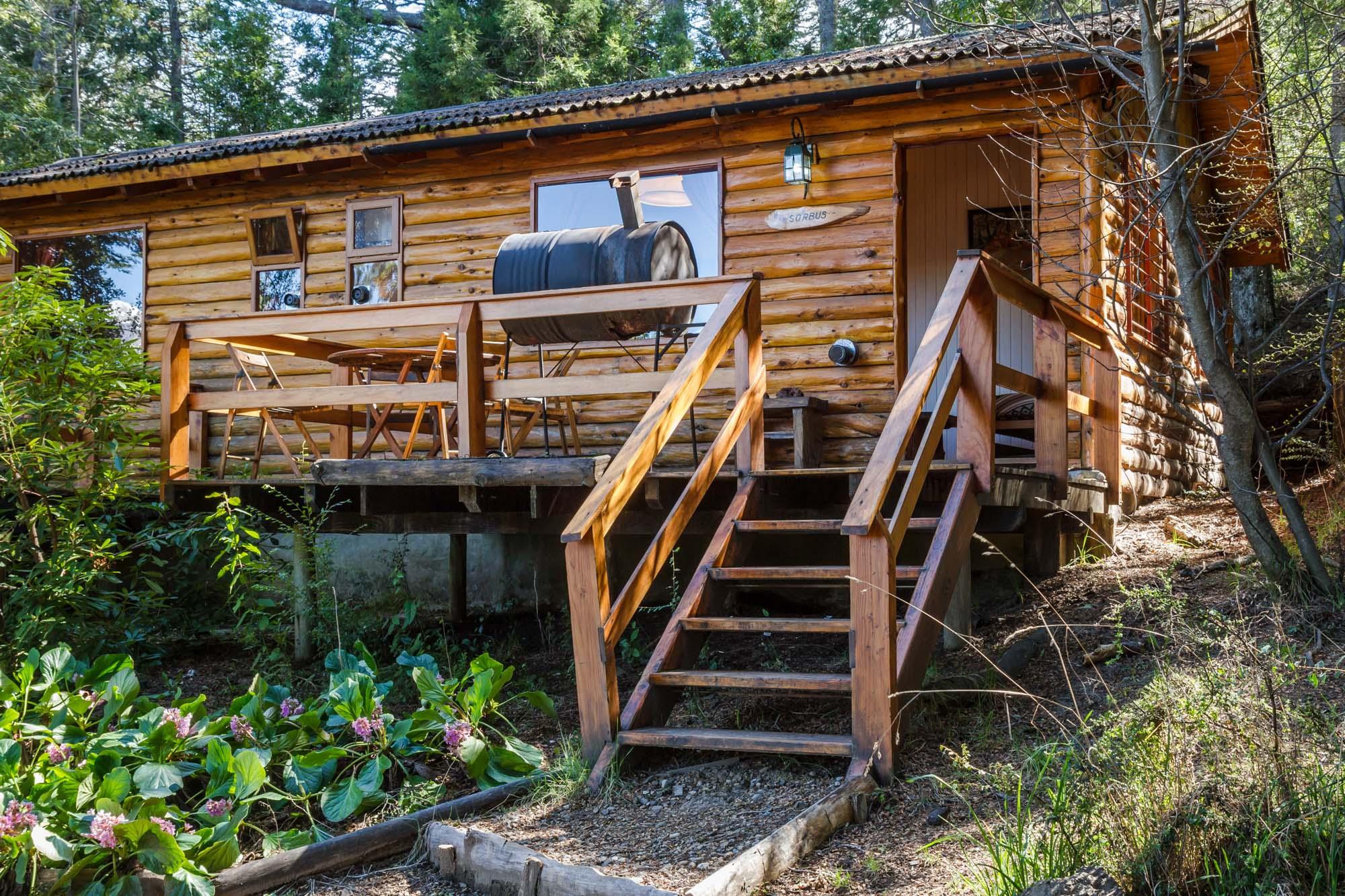 Cabaña Sorbus